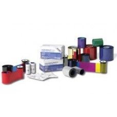 *TOP* Datacard YMCKT full-color ribbon kit with inline topcoat, Standardfarbband, 534000-002