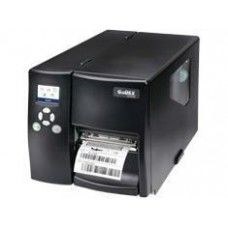 Godex EZ2250i 4 Zoll Thermotransfer Drucker, Farbdisplay, 203 dpi, 7 ips, USB, RS232, Ethernet