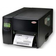 *TOP* Godex EZ-6200 Plus, 6 Zoll Thermotransfer Drucker, 203 dpi, 6 ips, USB, RS232, CF, Ethernet