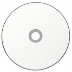 *TOP* CD-R Taiyo Yuden JVC weiss, Inkjet, Tintendrucker, Full Surface, 53378 53379, J-CDR80WPP-SK