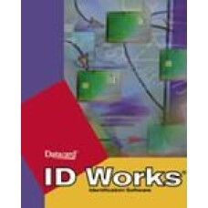 Datacard ID Works:  Basic, Softwarepaket Kartengestaltungssoftware, offene MS Access Datenbank Schnittstelle