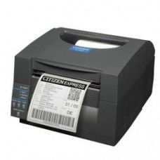 Citizen CL-S521, 8 Punkte/mm (203dpi), Peeler, ZPL, Datamax, Multi-IF (Ethernet, Premium), schwarz