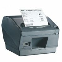 Star TSP847II, AirPrint, 8 Punkte/mm (203dpi), Cut...