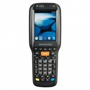 Datalogic Skorpio X4, 2D, USB, RS232, BT, WLAN, Gun, Kit (USB), RB, WEC 7