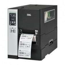 TSC MH340P, 12 Punkte/mm (300dpi), Rewind, RTC, Display, TSPL-EZ, USB, RS-232, Ethernet