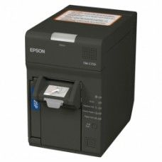 Epson TM-C710, USB, Ethernet, grau