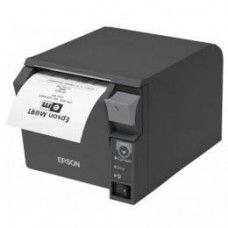 *TOP* Epson TM-T70II, USB, Ethernet, dunkelgrau