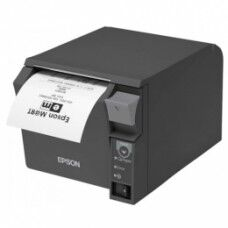 *TOP* Epson TM-T70II, USB, RS232, dunkelgrau