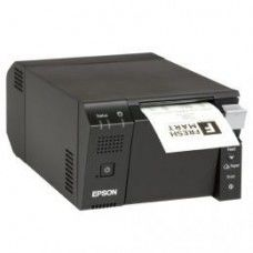 *TOP* Epson TM-T70II-DT, USB, RS232, Ethernet, schwarz