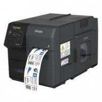 Epson ColorWorks C7500G, Cutter, Disp., USB, Ether...
