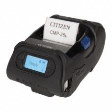 Citizen CMP-25L, USB, RS232, WLAN, 8 Punkte/mm (203dpi), Display, ZPL, CPCL
