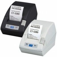 Citizen CT-S281, RS232, 8 Punkte/mm (203dpi), Cutt...