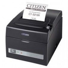 *TOP* Citizen CT-S310II, Dual-IF, 8 Punkte/mm (203dpi), Cutter, schwarz