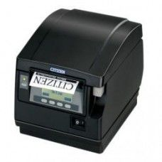 Citizen CT-S851II, BT, 8 Punkte/mm (203dpi), Cutter, Display, schwarz