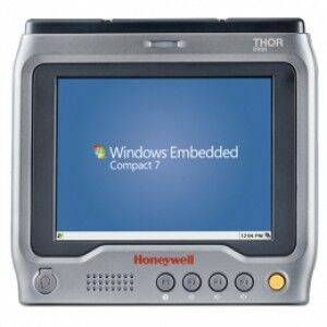 Honeywell CV31 Basic (12V), USB, RS232, BT, Ethernet, WLAN, Disp., WEC 7
