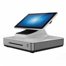 Elo PayPoint Plus, 39,6cm (15,6''), Projected Capacitive, SSD, MKL, Scanner, Win. 10, weiß