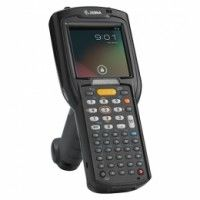 Zebra MC3200 Premium, 2D, MR, BT, WLAN, Gun, Disp....