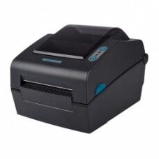 Metapace L-42D, 8 Punkte/mm (203dpi), Cutter, EPL, EPLII, ZPL, ZPLII, Multi-IF (Ethernet, WLAN), schwarz