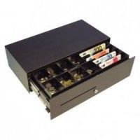 APG Cash Drawer MICRO SLIDE VERTICAL BL 453X224X13...