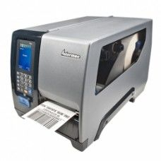 Honeywell PM43c, Dome Door, 8 Punkte/mm (203dpi), Rewinder, LTS, Multi-IF (Ethernet)