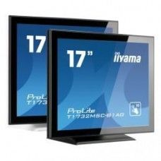 iiyama ProLite T1732MSC-B5AG, 43,2cm (17''), Projected Capacitive, 10 TP, schwarz