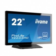 iiyama ProLite T2235MSC, 54,6cm (21,5''), Projected Capacitive, 10 TP, Full HD, schwarz