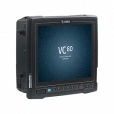 Zebra VC80X, USB, powered-USB, RS232, BT, WLAN, ESD, Android