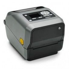 Zebra ZD620d, 8 Punkte/mm (203dpi), Peeler, RTC, Display, EPLII, ZPLII, USB, RS232, Ethernet, grau