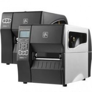Zebra ZT230, 8 Punkte/mm (203dpi), Cutter, Display, EPL, ZPL, ZPLII, USB, RS232