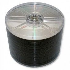 DVD-RW 4.7GB 4x Shiny Silver Stacking Ring 100er Bulk