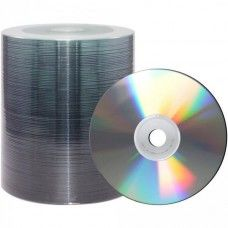 CD-R 80 MPO 52x Diamond Thermo silver Full Surface 100er Bulk