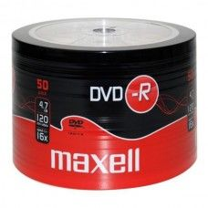 DVD+R 4.7GB Maxell 16x 50er Shrink Pack