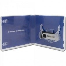USB Box Clear PP BU XLayer